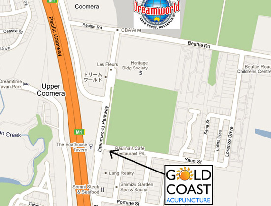 Gold Coast Acupuncture - Coomera Location